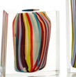 Thumbnail - Colourful glass vases